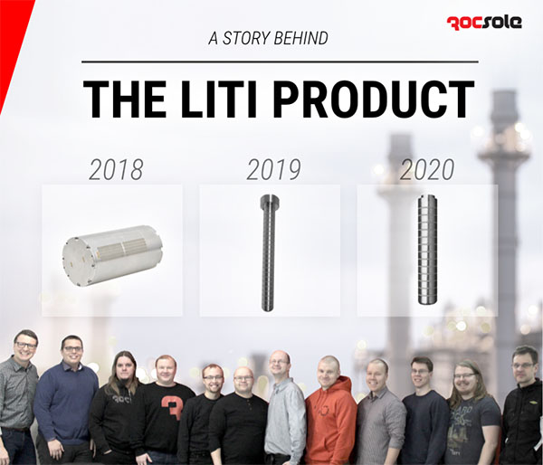 A Story Behind the LITI Product Line