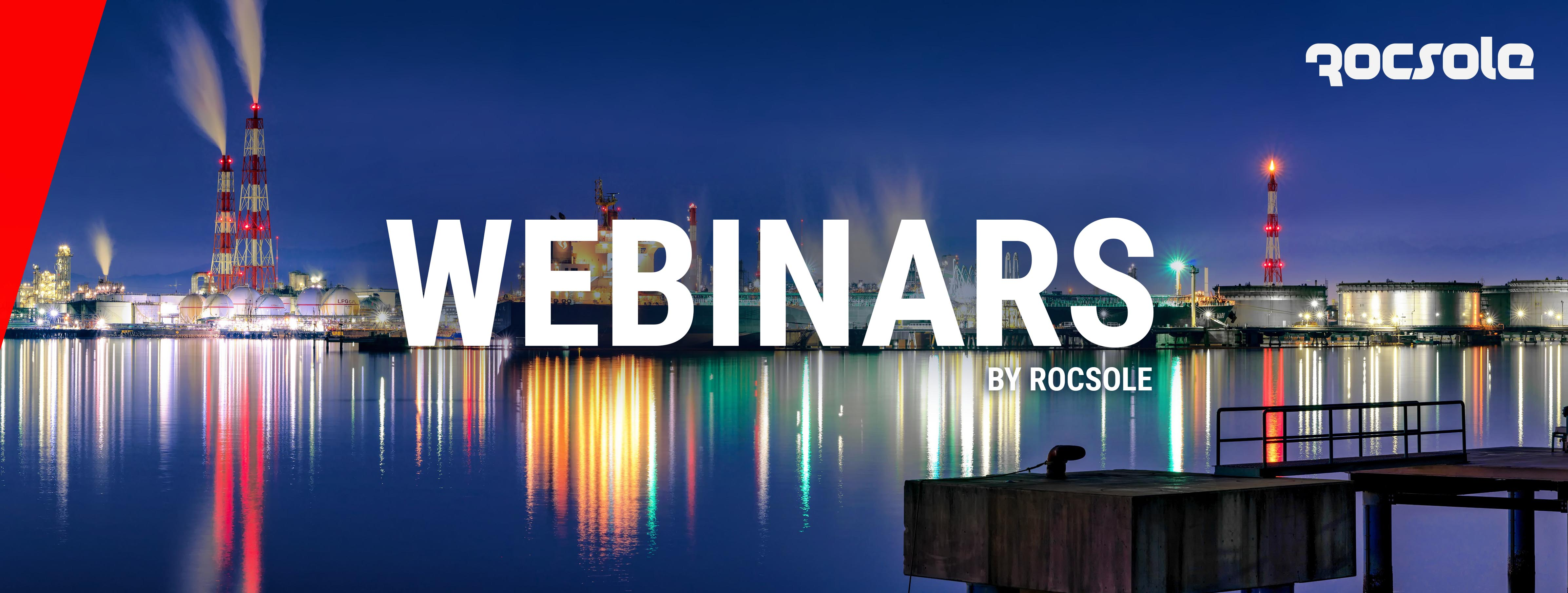 Rocsole Holds a Series of Webinars